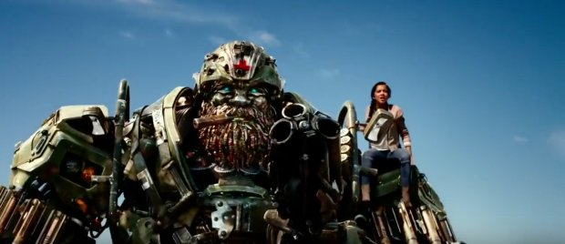 Transformers The Last Knight 2017 Movie Screen Shot 1
