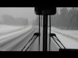 Карелия. Первый снег. 25.10 2016г.
