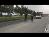 Жорик сделал самый крутой велосипед