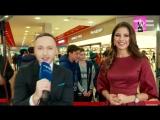Яна Добровольская - «Мисс Россия-2016» в открытой студии ТСН