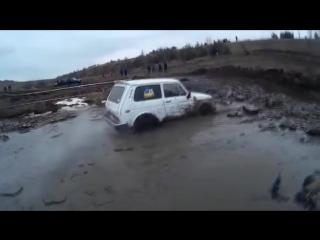 ► Toyota Tundra  Unimog-Зил  НИВА  УАЗ приключение..