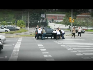 Активисты в Бразилии
