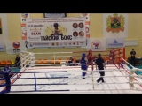 Салахидинов Шахзод - 2 раунд