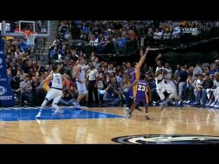 НБА. Даллас Маверикс – Лос-Анджелес Лейкерс 23.01.2017 (Viasat Sport)