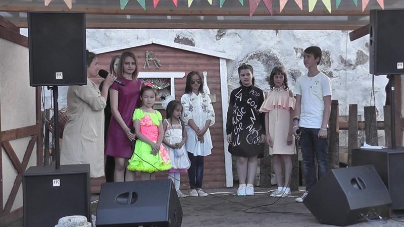 Финал Концерта в рамках Фестиваля предпринимательства Балтийское лето