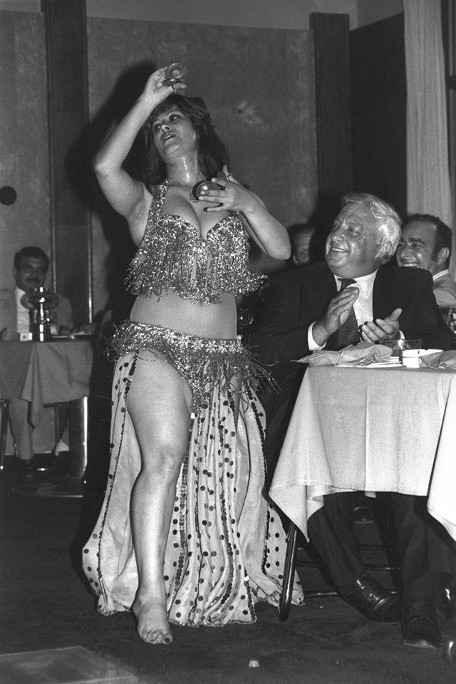 Для поднятия аппетита, Александрия, Египет, 1979 год.