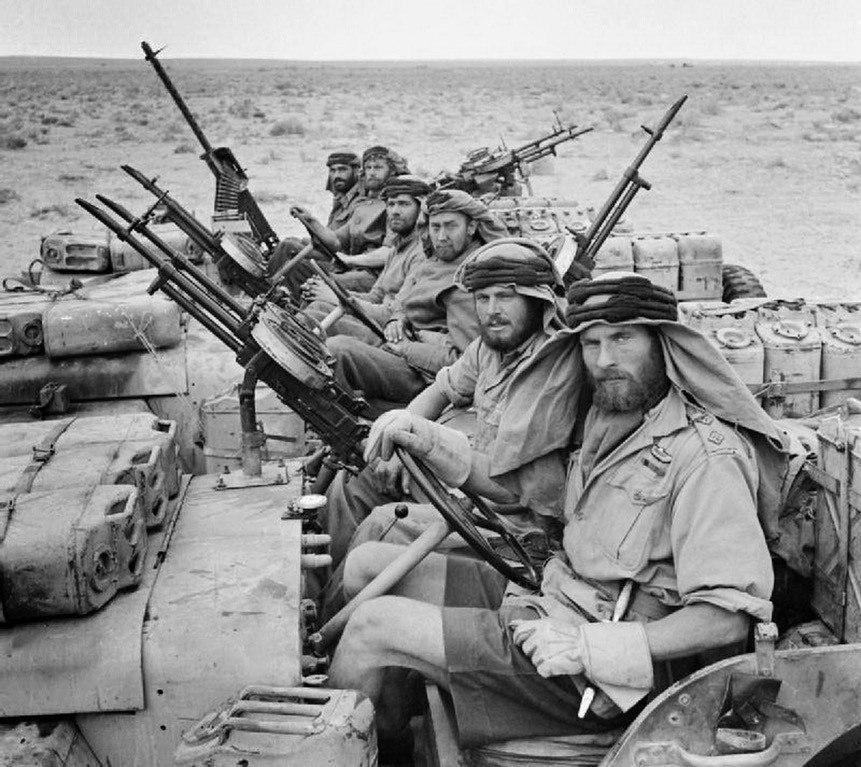 Британский патруль L отряда SAS