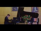 Ефлеев Антон - Ференц Лист. Концертный этюд по Паганини