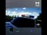 Сотрудник ГИБДД спас водителя от несущейся фуры