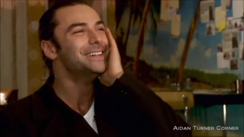 Aidan Turner - Being Human Interview (2010)