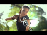 Shape of You (Ed Sheeran) - Electric Violin Cover _ Caitlin De Ville