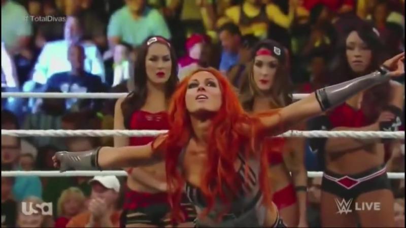 Becky Lynch Raw entrance