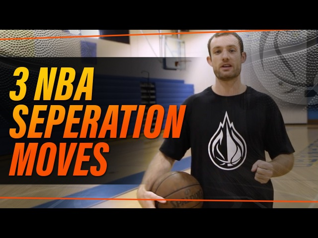 Basketball Moves: 3 NBA Separation Moves with Coach Drew Hanlen