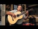 Agua Marina al toque de Cepero con una guitarra JERÓNIMO PÉREZ