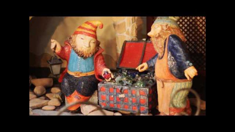 Кукольный театр в Киеве Первый день весны 2017 Омріяна Україна Фиксики Злата О
