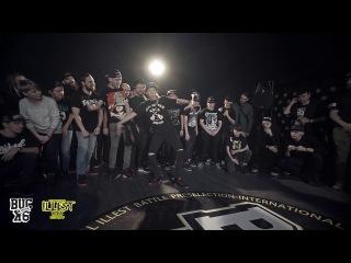 Lady Whynot vs Sista Manhunta | Girls Round 1 | Buck Season - Illest edition