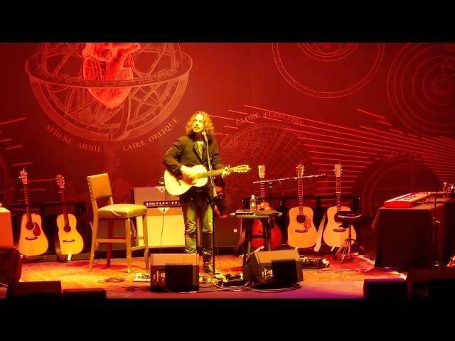 Chris Cornell Live @ The Royal Albert Hall London HD 03 05 2016 3rd May 2016 setlist