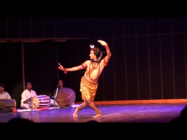 Mahadev dance by rakesh sai babu