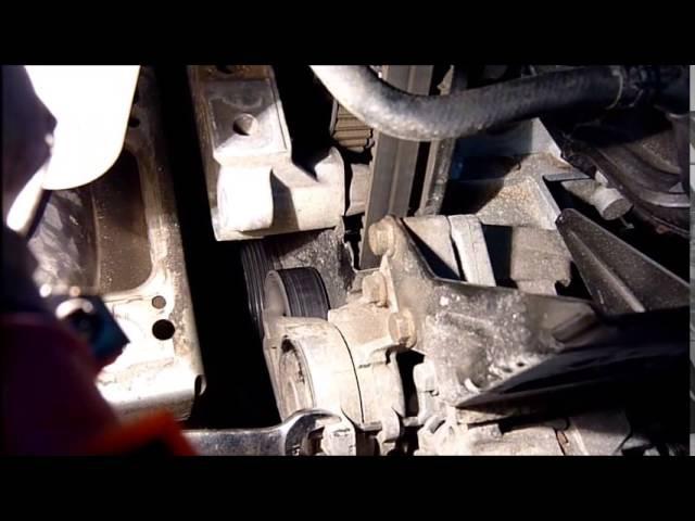Замена ремня ГРМ шкода октавия а5 (двигатель BSE)