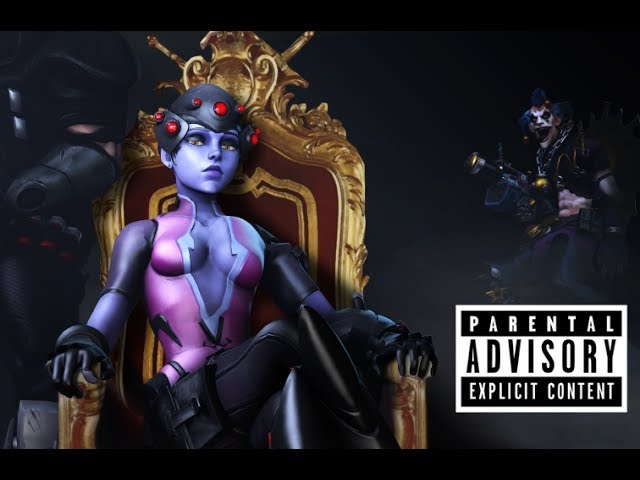 Widowmaker - Glitch Bitch (Explicit) ft. Reaper Junkrat (Tracer Diss)