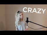 Crazy - Gnarls Barkley (Holly Henry Cover) w Bass
