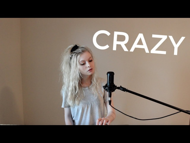 Crazy - Gnarls Barkley (Holly Henry Cover) w/ Bass