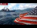 Вилами по воде: ВМС США диктуют свои правила в Черном море