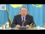 Нурсултан Назарбаев рассказал о главных вопросах предстоящего саммита ШОС в Астане.
