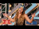 Talia Dean casts her spell on the Judges Auditions Week 2 The X Factor 2017