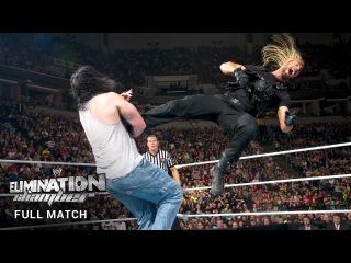 #My1 FULL MATCH  The Wyatt Family vs. The Shield: Elimination Chamber 2014