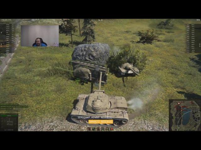 История любви одного танкиста
