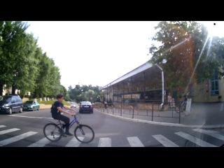 Ахтунг! Велосипедисты на дорогах 2017. Логойск