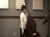 Double bass,Bottesini_Capriccio di Bravura contrabass