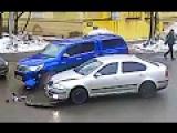 Dash Cam Car Crashes Compilation February Winter 2017 Part 21