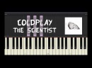 Coldplay - The Scientist - Piano Tutorial by Amadeus (Synthesia)