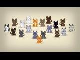 Dumb Ways to Die - Warrior Cats Parody SPOILERS