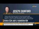Joseph Dunford'un Ankara Ziyaretinin Sebebi Genelkurmaya Amerikalı subay