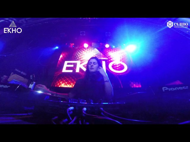 Misstress Barbara @ Ekho Club (MadridES) 11.11.2016
