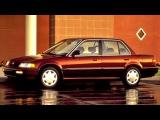 Honda Civic EX Sedan North America EF 199091