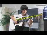 Yiruma - River flows in you (Sungha Jung)