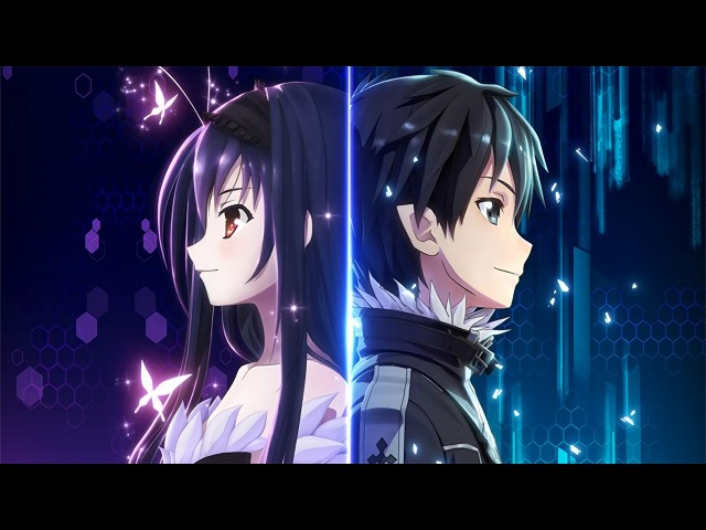 Accel World vs Sword Art Online opening Full『Luna Haruna x Kotoko - S×W -soul world-』