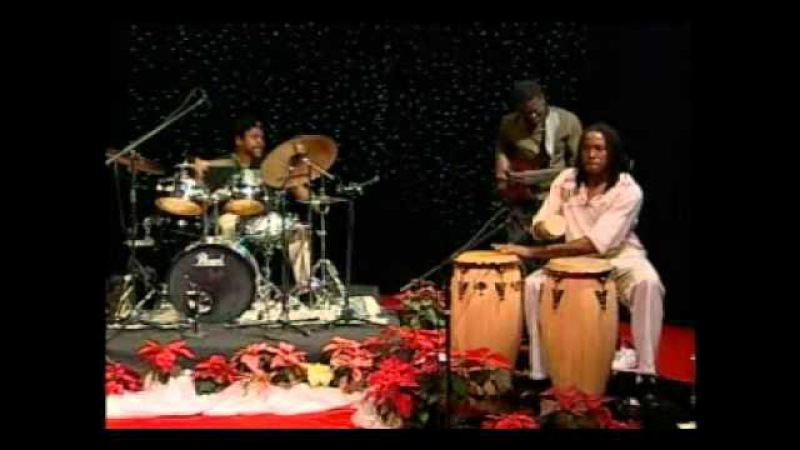 Kathy Brown band plays God Rest Ye Merry Gentlemen_xvid.avi