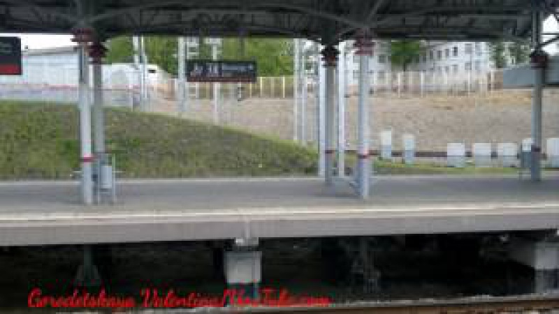 Поездка по МЦК от станции Андроновка
