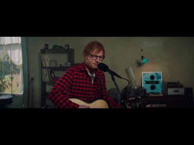 Ed Sheeran How Would You Feel Paean Live
