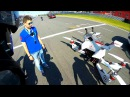 Презентация HoverSurf S3 Круг по MoscowRaceway и максимальная скорость BMW С Evolution