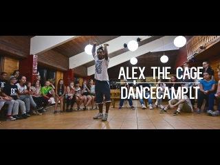 Alex The Cage | Hip-Hop Freestyle | DanceCamp.LT