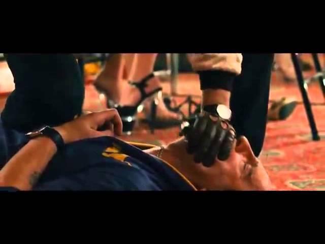 Drive - Stripclub Bar Hammer Beat Down Scene 2015