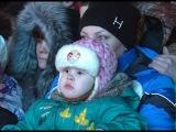 Ярославцы встретили Новый Год на Советской площади 02-01-17