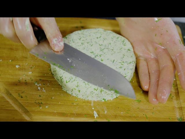 Миндальный сыр по сыроеду! | Веган-гурман