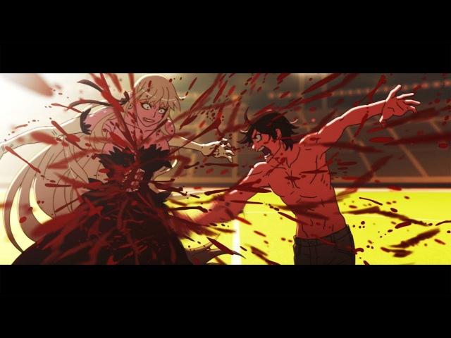 Kizumonogatari III: Reiketsu-hen - Koyomi Araragi vs Shinobu Oshino「AMV」| HD